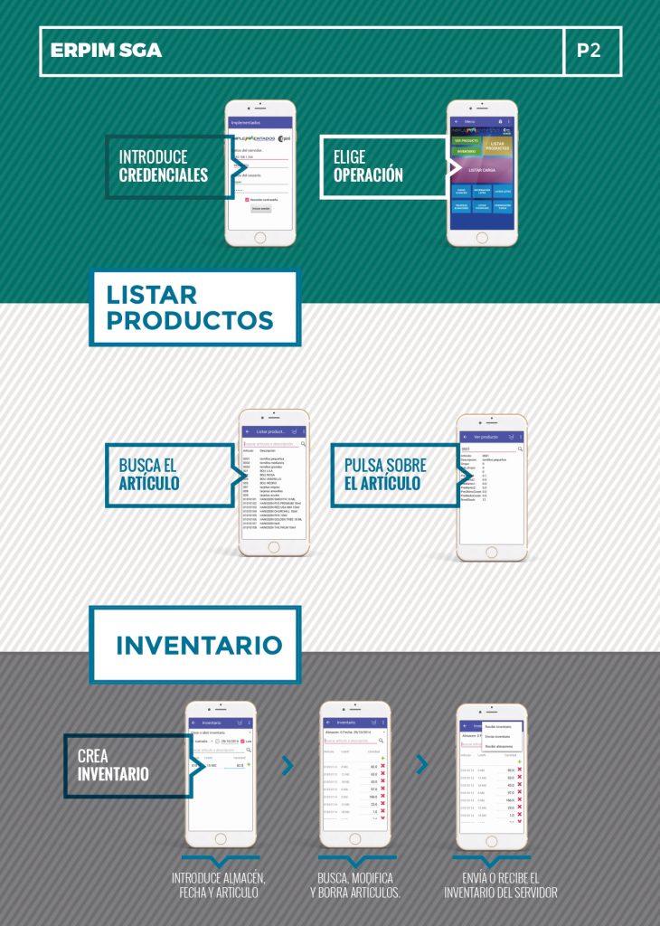 Software Gestión Producción sga